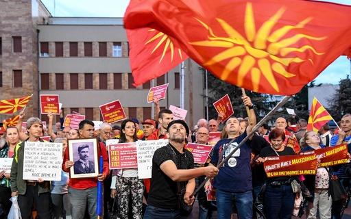 マケドニア、9月30日に国名変更の国民投票
