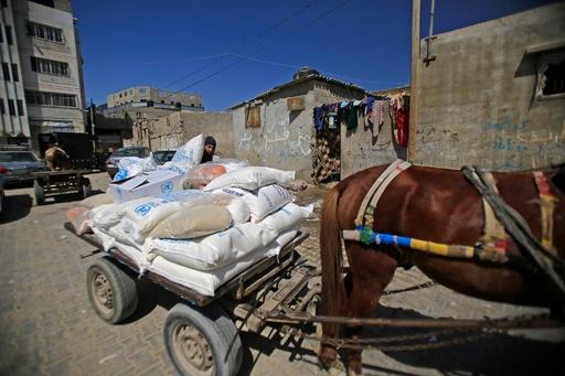 国連パレスチナ機関は解体すべき、米政府代表
