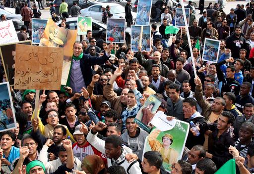 リビア、「怒りの日」の反政府デモで7人死亡