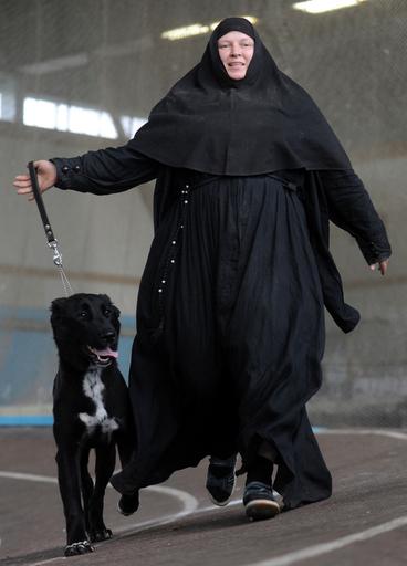 ベラルーシで国際ドッグショー開催