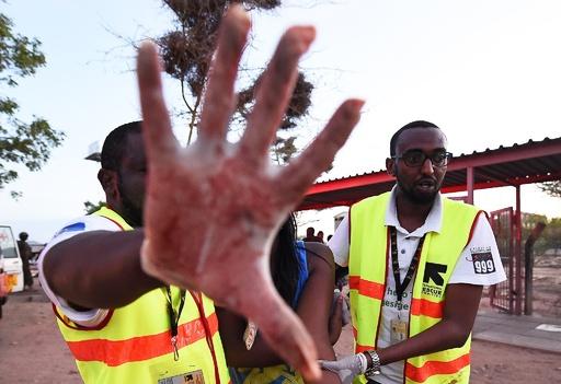 ケニア国民に「血の海」警告、アルシャバーブ