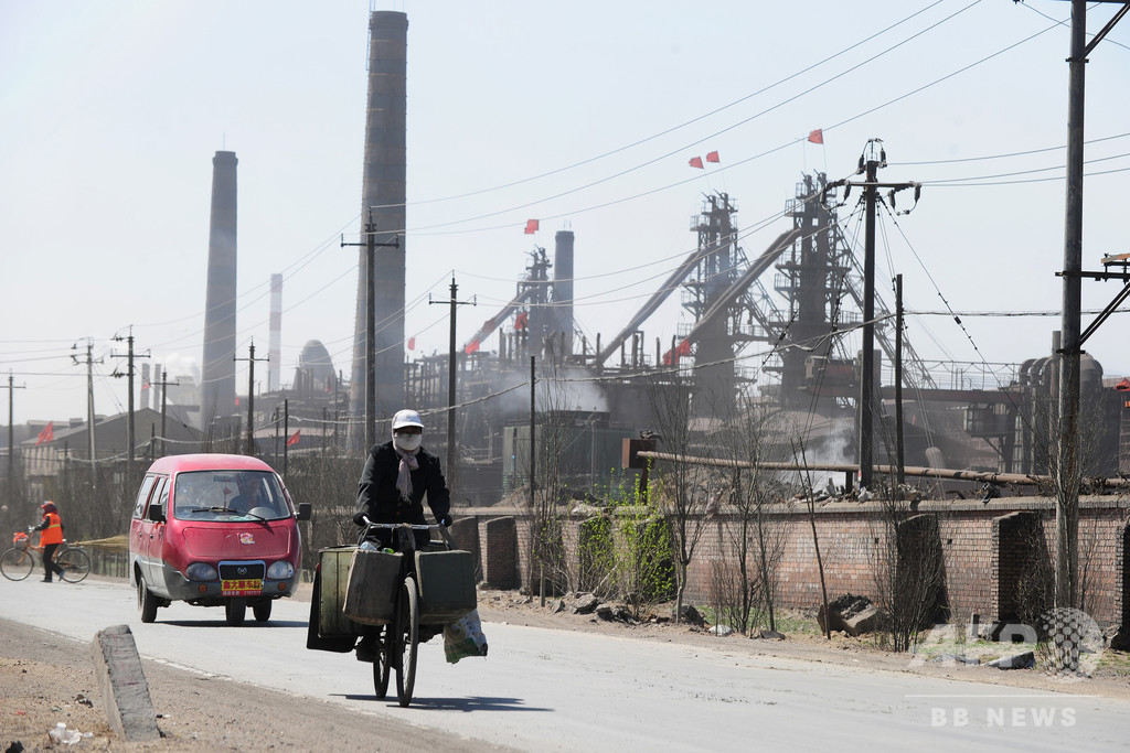 中国、レアアースの対米輸出制限を示唆 貿易戦争に新たな一撃