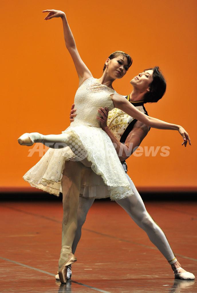 上野水香と高岸直樹、マラーホフのバレエ公演に登場