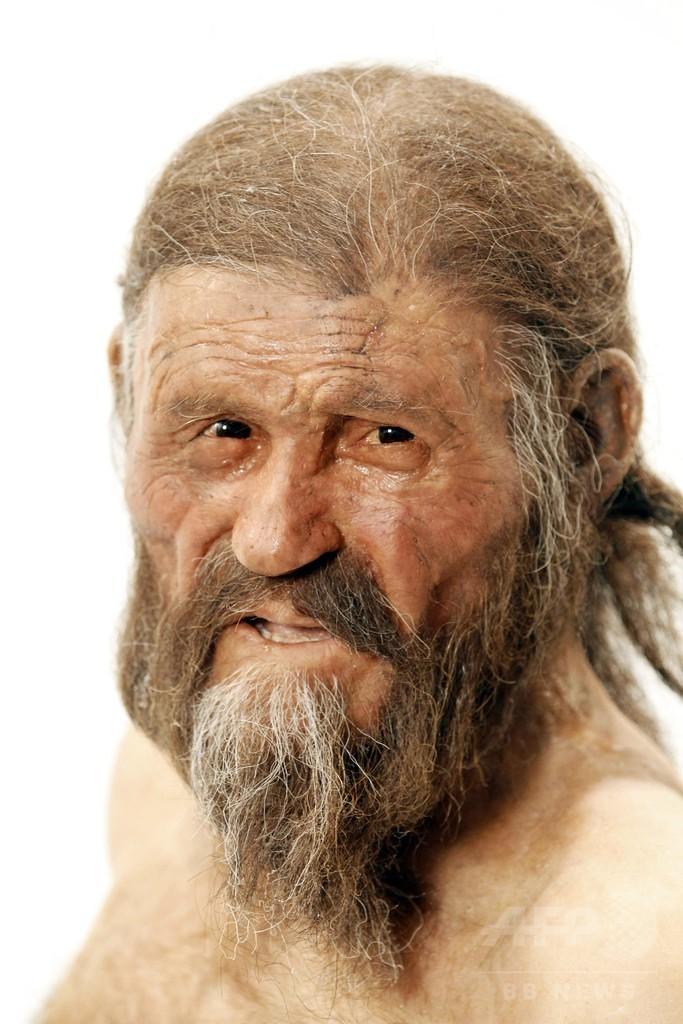 5300年前のミイラ「アイスマン」、最後の食事は「ベーコン」か