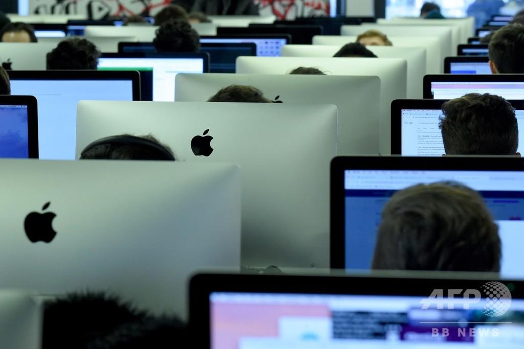 就職率100%、無償のプログラミングスクール 仏