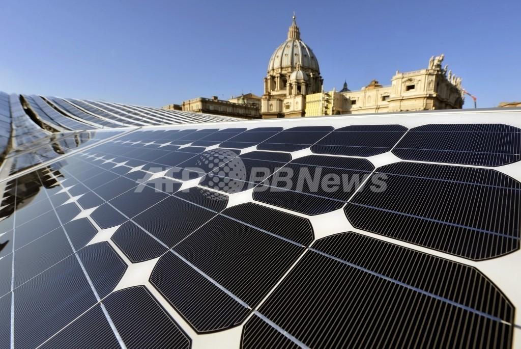太陽光発電の余剰電力、電力会社に買い取り義務づけへ 経産省