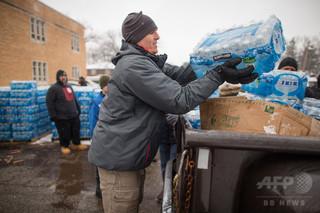米全土の600万人、鉛汚染水を摂取 米紙報道