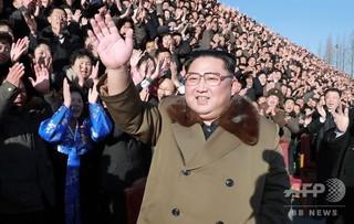 金正恩氏が文大統領に親書、来年は「頻繁に会いたい」