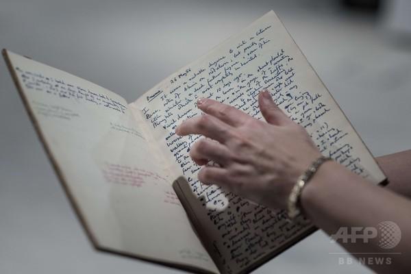 英数学者A・チューリングの手稿、香港で公開 4月に米で競売