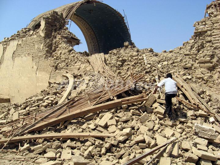 ペルー沖地震、ピスコで救出作業難航
