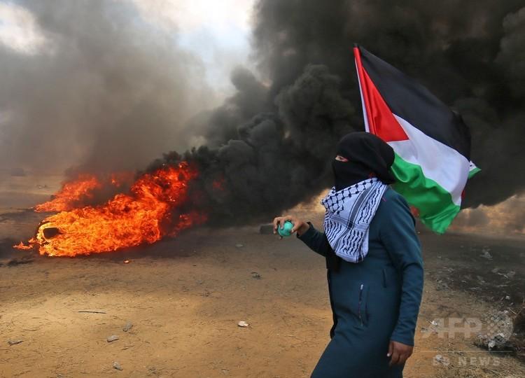 ガザ衝突の死者「50人はハマスに所属」 幹部が明かす