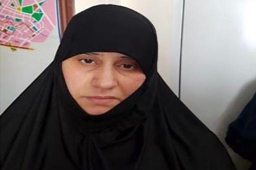 バグダディ容疑者の妻、ISの「多くの情報」をトルコに提供か