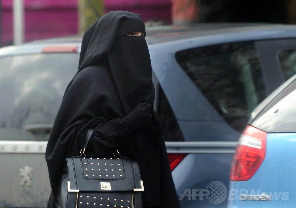 仏ブルカ禁止法は「信教の自由侵害せず」、欧州人権裁