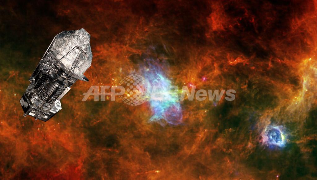 数々の発見を遺産に、ハーシェル宇宙望遠鏡の運用終了