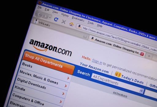 ウィキリークス支持のハッカー集団、アマゾン攻撃に失敗