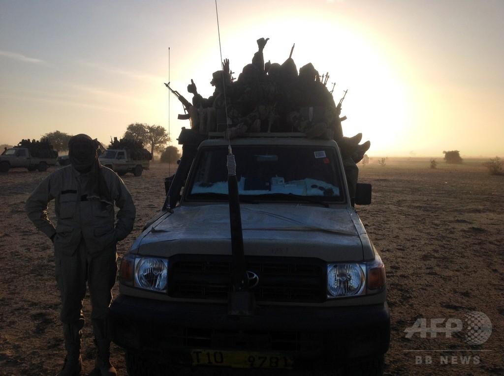 ボコ・ハラム、チャド軍派遣部隊を攻撃 双方で126人死亡