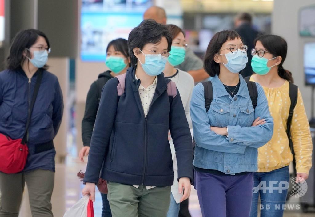 香港ではしかの感染、今年に入り61人 空港職員や妊婦への感染も確認