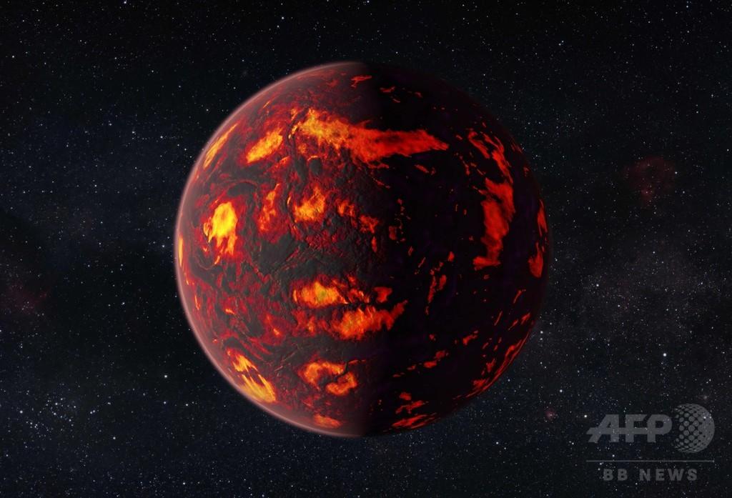 系外惑星スーパーアースの大気組成分析に初めて成功