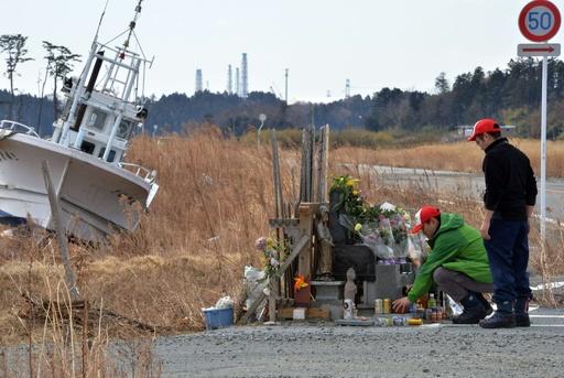 【写真特集】今も残る爪あと、東日本大震災から3年