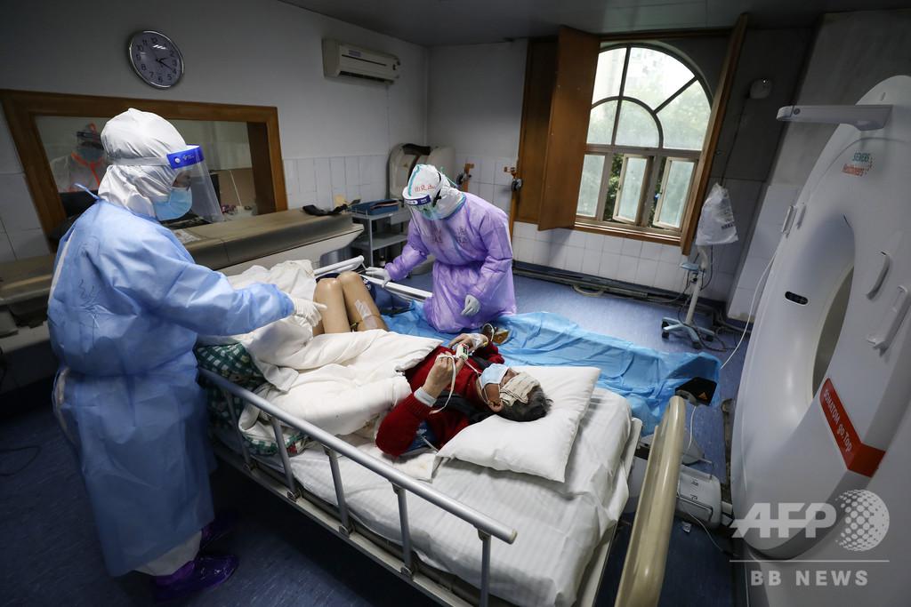 「人工呼吸器の確保を」 WHOが各国に呼び掛け 新型ウイルス重症者への備え