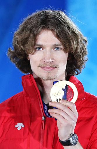 金メダル呼んだ技のきっかけは恋、ソチ五輪のこぼれ話