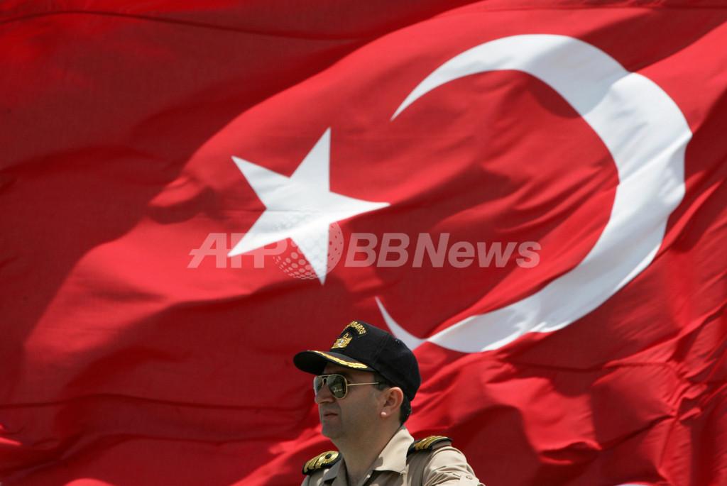 トルコが駐米大使を召還、米外交委の「ジェノサイド」認定に反発
