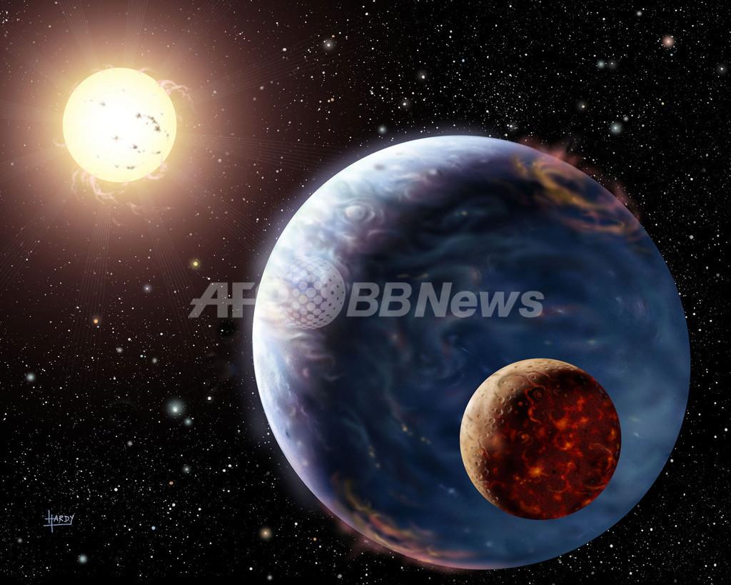 英天文学者チームが木星大の新惑星3つを発見