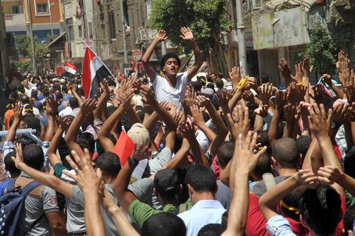 エジプトでの弾圧、フランスが武器やシステム供与で支援 NGO報告