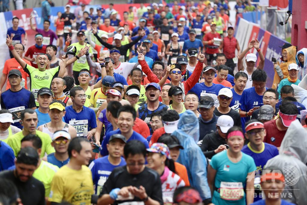 中国のマラソン大会でまた恥知らずな不正、自転車使って2人が永久追放に