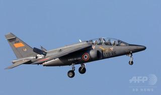 仏空軍将官、別荘往復にジェット機を私的使用か 1年で10回