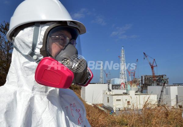 放射能―日本に巣食う目に見えない「敵」(上)