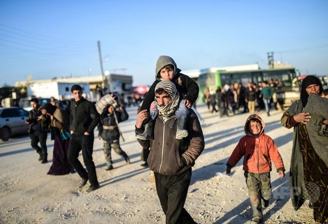 トルコ大統領「EUに難民送ることもできる」と強気の発言