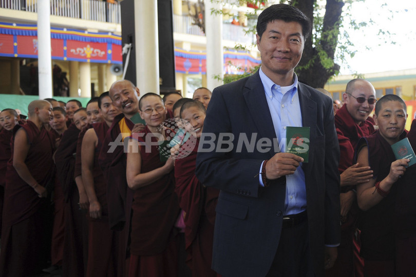 チベット亡命政府で首相選、ダラ...