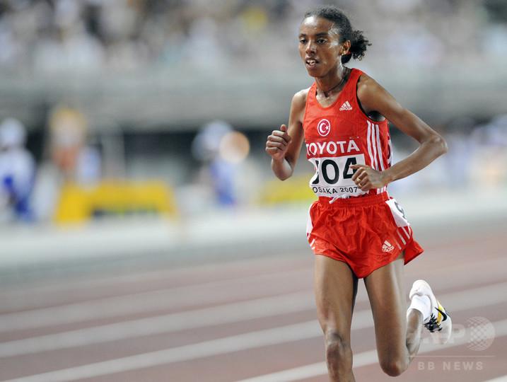トルコ選手、ドーピングで北京の銀メダル剥奪 陸上女子長距離