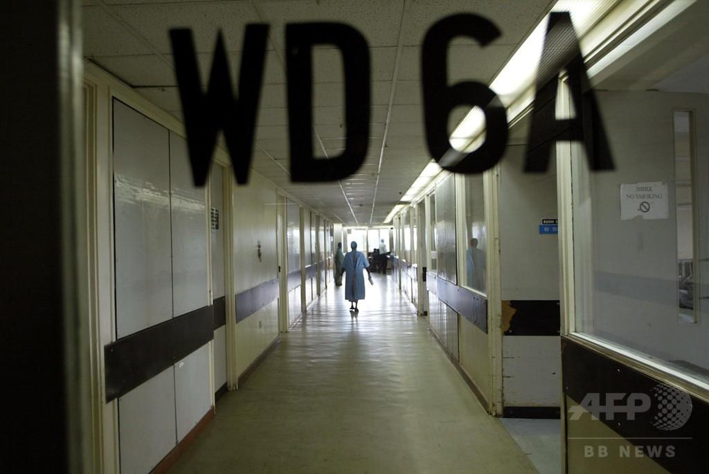 ケニアで医師らが大規模スト、精神科病院から患者100人以上逃走