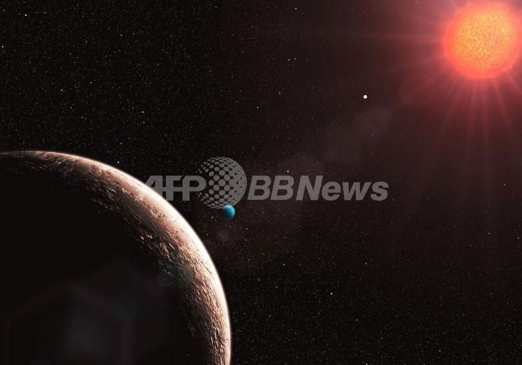 「最も地球に似た」太陽系外惑星を発見