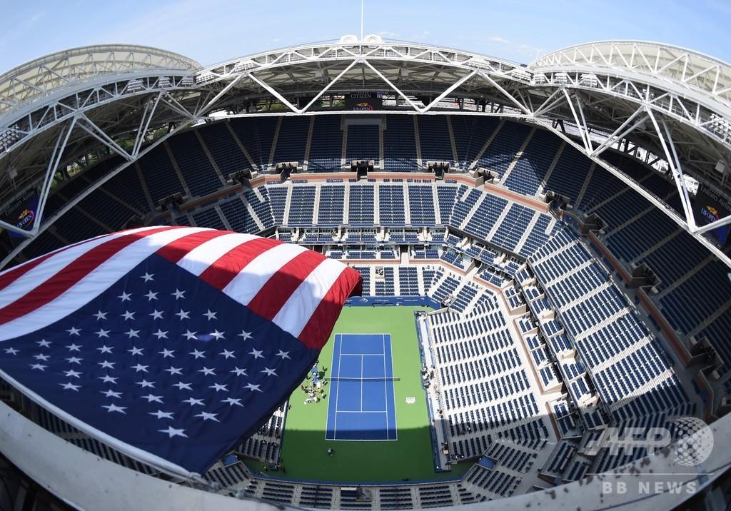 米テニス協会、シンシナティ大会と全米の「ダブルヘッダー」提案