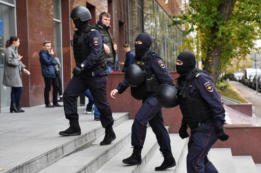 19歳の専門学校生が校内で発砲し自殺、1人死亡 ロシア