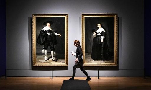 レンブラント没後350年、所蔵400点を一挙公開 オランダ国立美術館