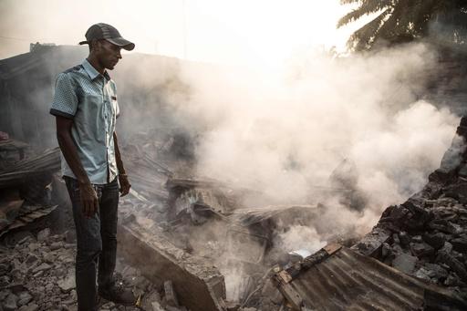 中央アフリカで民兵組織と商人が衝突、30人死亡