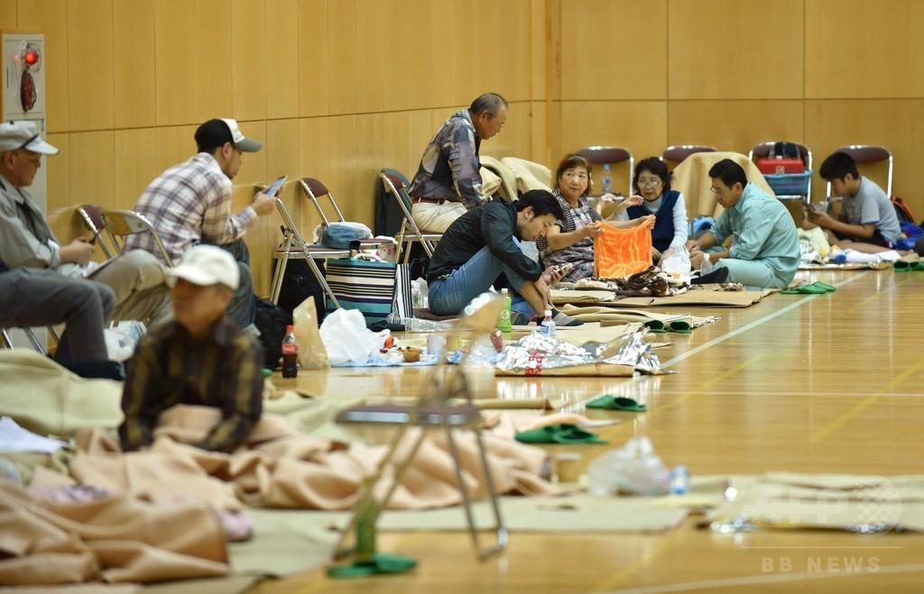 関東豪雨、12人不明 約700人が孤立