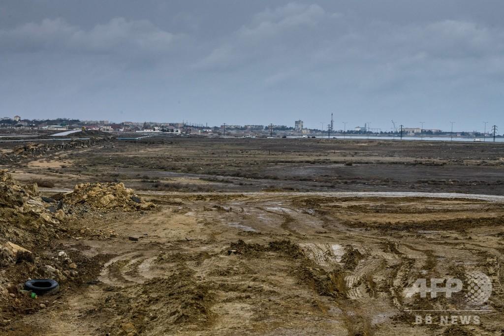 アザラシもキャビアも消える…カスピ海を襲う開発汚染と気候変動