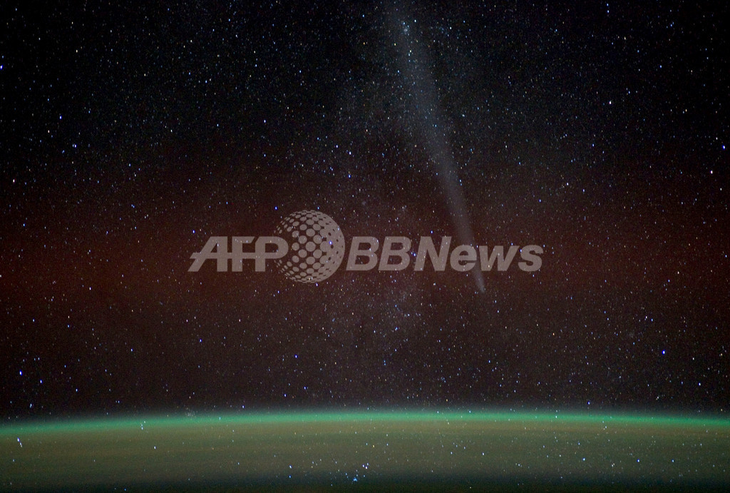 彗星の核、地球上で初めて見つかる