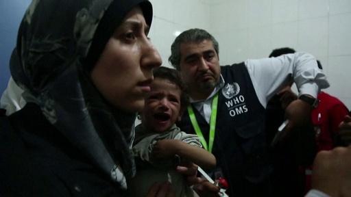 動画:「映画ではなく現実の日々」 シリア女性医師、アカデミー賞で脚光