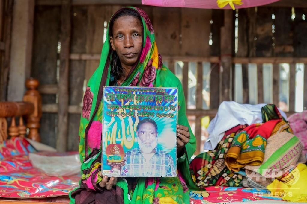 夫をトラに殺され魔女扱いに…村八分に遭う残された妻たち バングラ