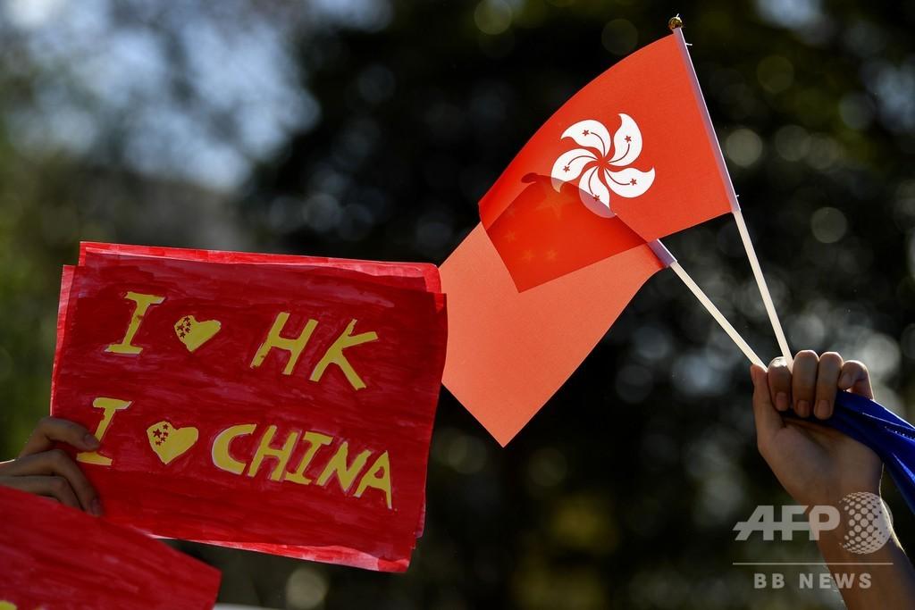 香港の混乱が豪大学にも波及、追い詰められる中国人学生たち