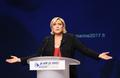 ルペン氏が最後の大規模集会、他候補を強く非難 仏大統領選