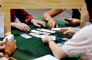 カードゲームの世界王者、ドーピングで出場停止に
