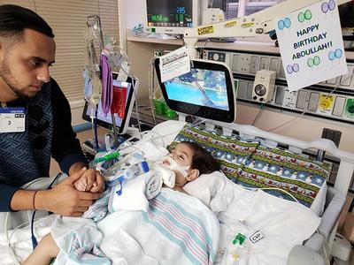 イエメン人母との再会から10日後、米病院で2歳男児が死去