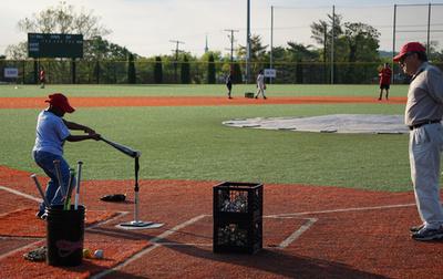 米黒人の深刻な「野球離れ」、希望の光はリトルリーグ【再掲】